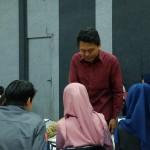 pelatihan SAP mahasiswa Jurusan Teknik Sipil 6 April 2018