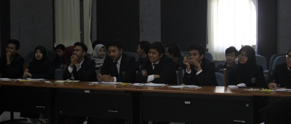 DIALOG MAHASISWA DENGAN JURUSAN 2018