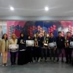 Juara 3 Lomba maket di ITS Januari 2016. Judul: Rumah Galaksi S5 Diterangi Tarian Pantai