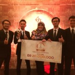 Juara 2 Lomba Indocement Award  Congratulation