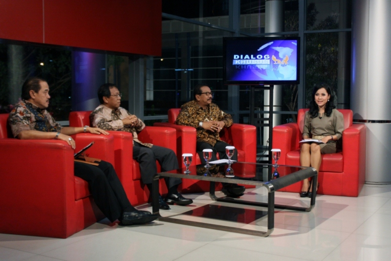 Live Interview with East Java Governor