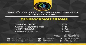 lomba contruction management competition