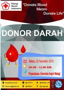 donor darah hmj