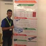 congrats Pangkit finalis IDRIS 2017