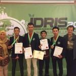 Congratulations Finalis IDRIS 2017